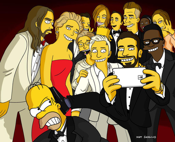 SimpsonSelfie