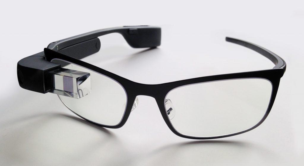 439c494e2d5 Google Glass with frame